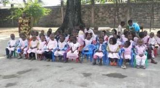Kinshasa - Schulprojekt in N'Dolo